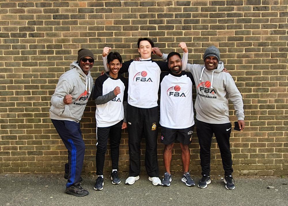 FBA Coaching Team